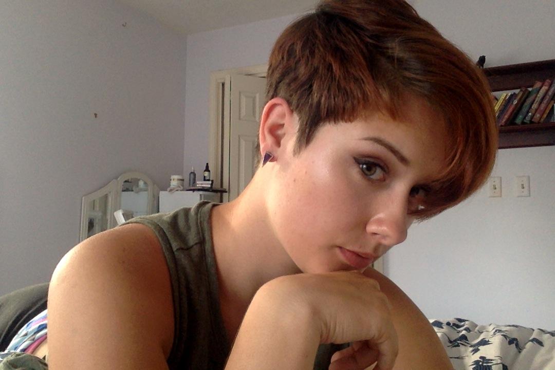 Short Hair Babes 83